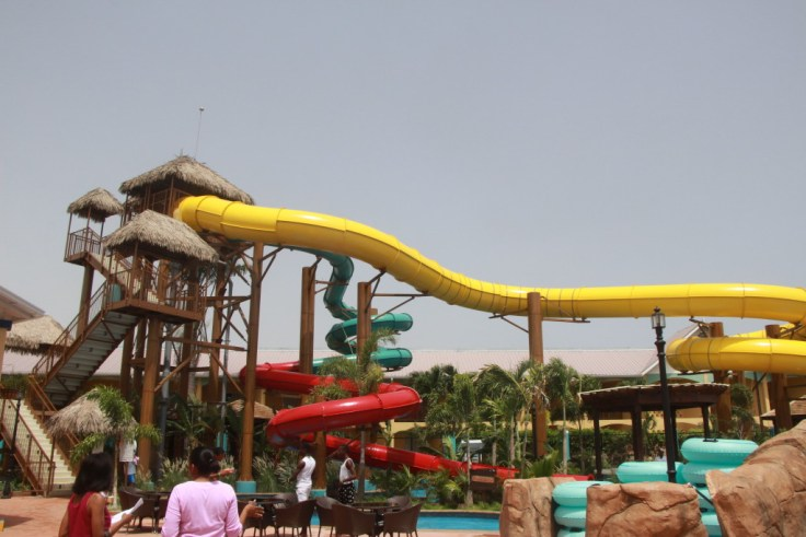 Jewel Lagoon Water Park in Runaway Bay Jamaica