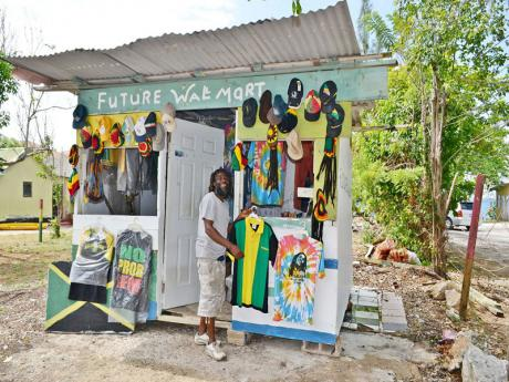 Future Walmart Jamaica