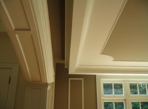 Interior Architectural Details DeFiore Designs