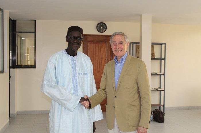 Dakar 2021 : 9ème Forum Mondial de l'Eau. Interview croisée d'Abdoulaye Sene et Patrick Lavarde