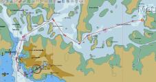 De l'île du Croisty vers le Port du Crouesty