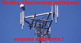 Antennes GSM : restons vigilants