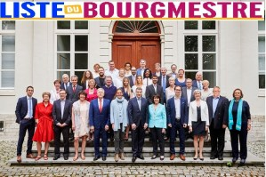 37 candidats qui s'investissent avec passion pour Woluwe-Saint-Lambert