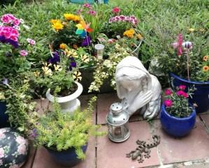 12.09 conférence : Le jardin, inspiration de l'artiste