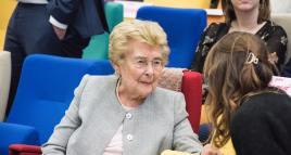 Avec Antoinette Spaak, DéFI et la Belgique perdent une grande dame de la politique