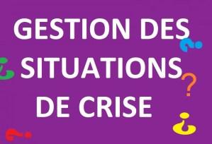 Gestion des crises… Vote d'une motion au Conseil communal