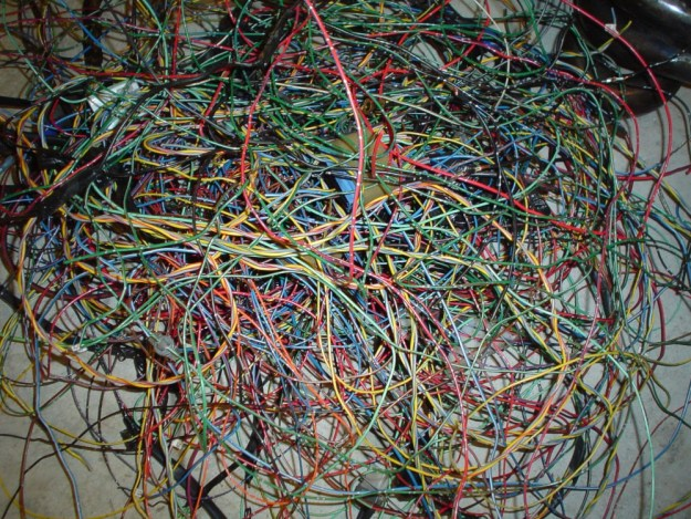 Big Mess Of Wires