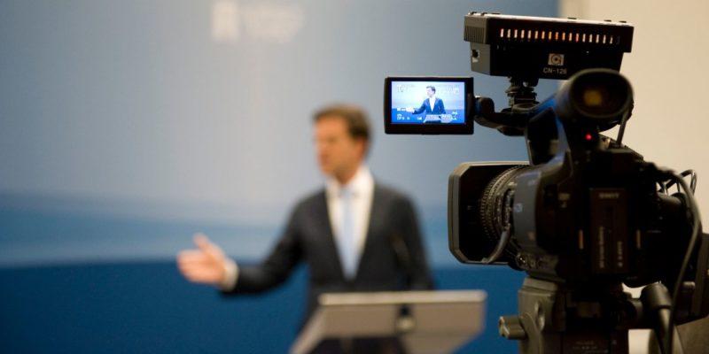 media beeldvorming verkiezingen
