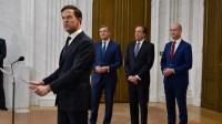 Kabinet-Rutte III beëdigd