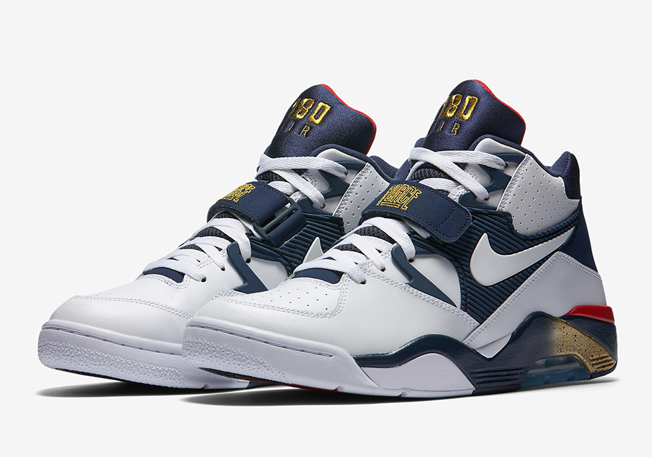 Nike Air Force De 180 Olympic Cycle 2012