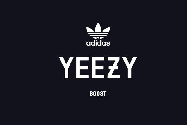 adidas x yeezy logo