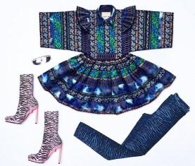 H&M x Kenzo Tease New Iconic Dress