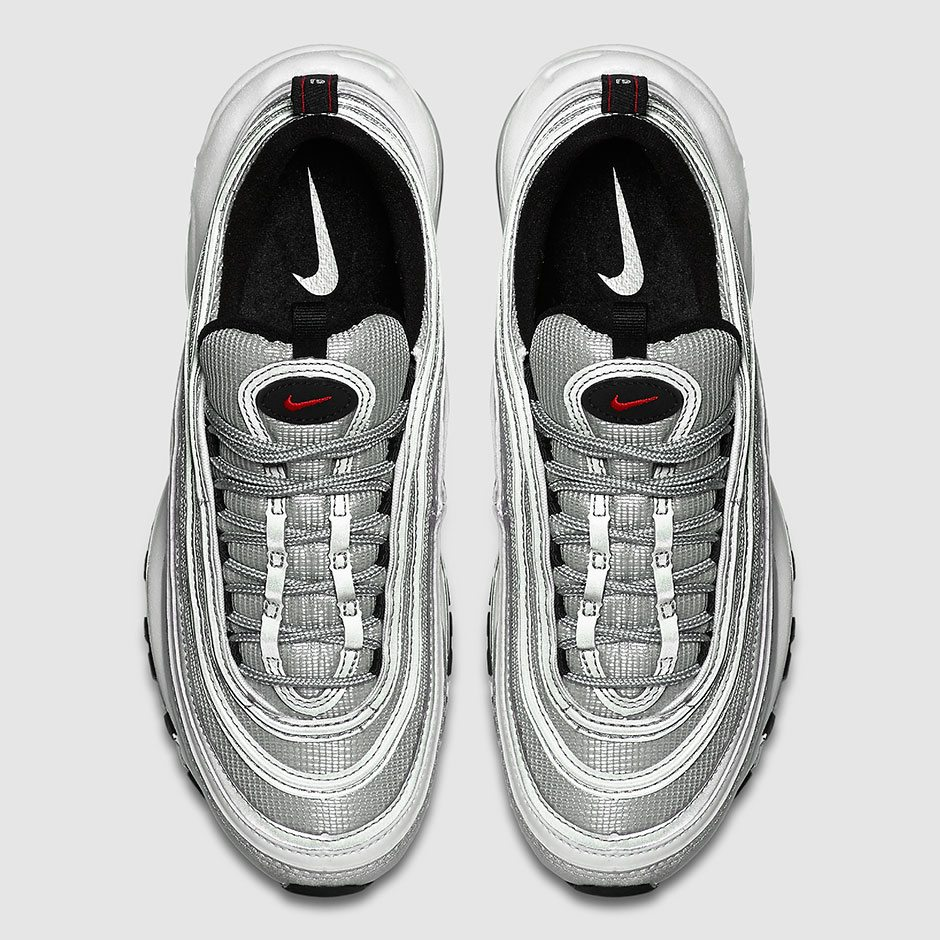 nike air max 97 silver bullet release date