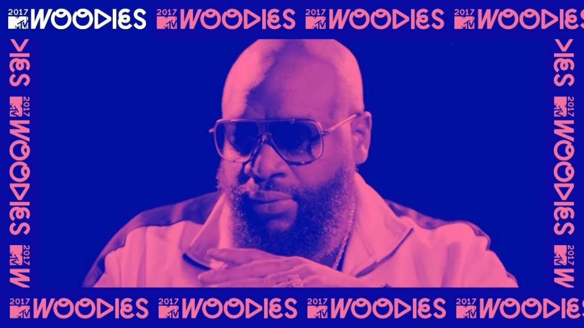 2017 MTV Woodies
