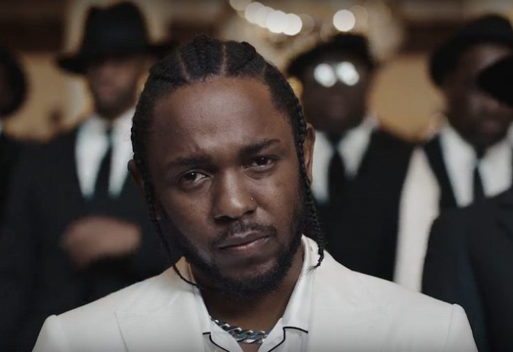 Kendrick Lamar 2017 MTV VMAs Nominations