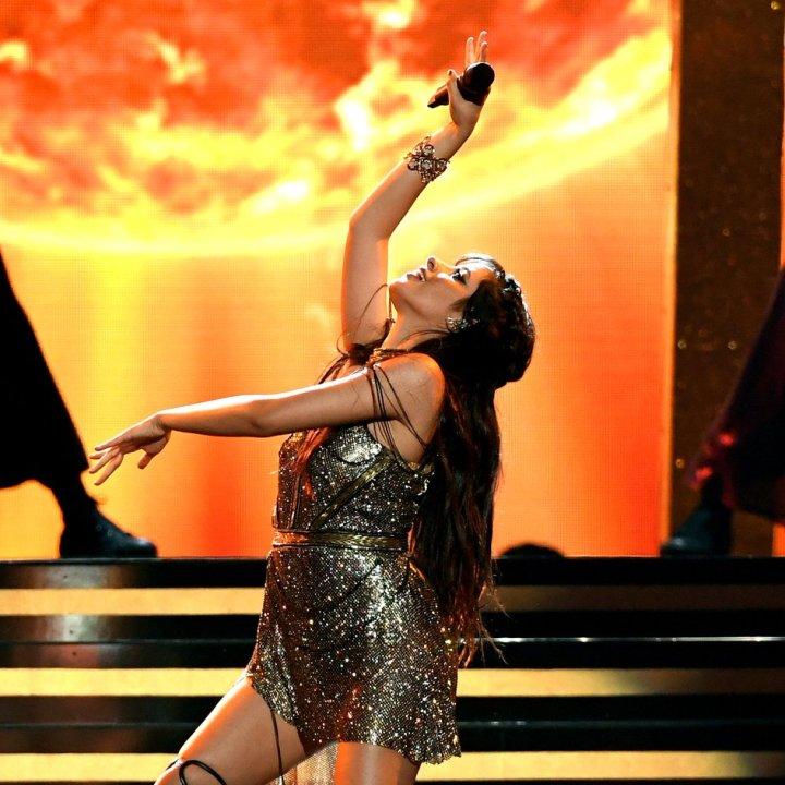 Camila Cabello 2017 Billboard Music Awards Performance