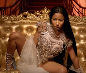 David Guetta Nicki MInaj Light My Body Up Music Video Lil Wayne