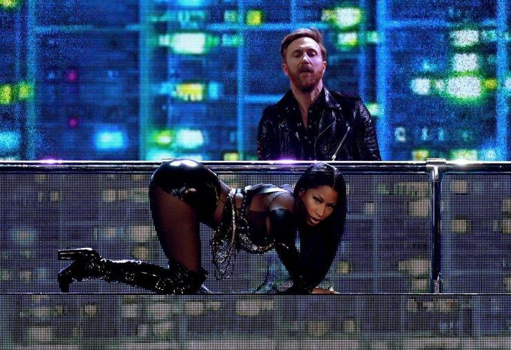 Nicki Minaj 2017 Billboard Music Awards Performance