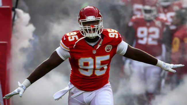 Chris Jones AFC West