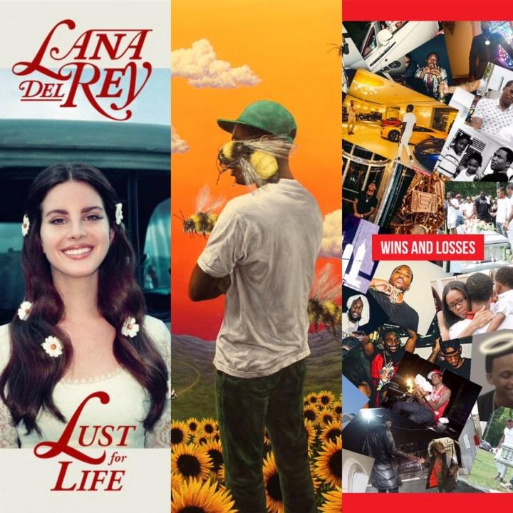 Lana Del Rey Tyler The Creator Meek Mill Billbaord Top 200 Number 1