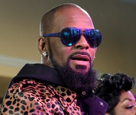 R. Kelly Cult Abuse