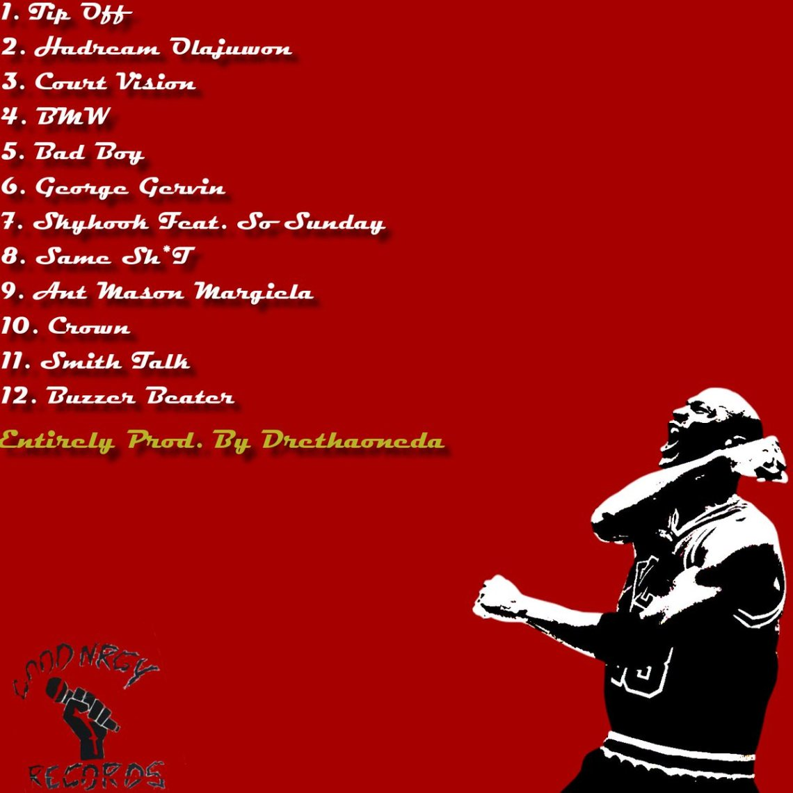 Jus Smith Game 7 tracklist