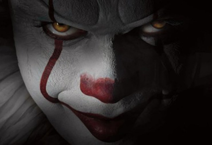 pennywise stephen king it clown