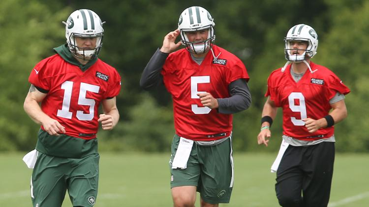 Image result for 2017 training camp jets
