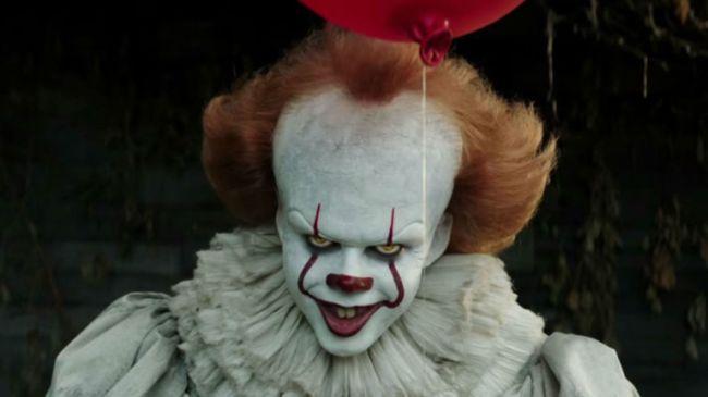 it pennywise clown horror steven king