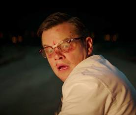 suburbicon matt damon awards