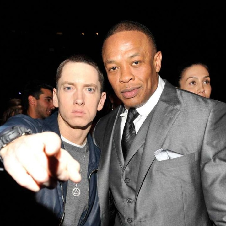 Eminem, Dr. Dre