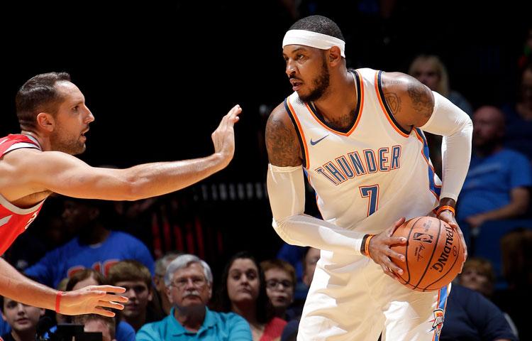 official photos 1d1da 6146a ... REPORT Jordan Brand Ends Carmelo Anthonys Signature Sneaker Line Def  Pen ...