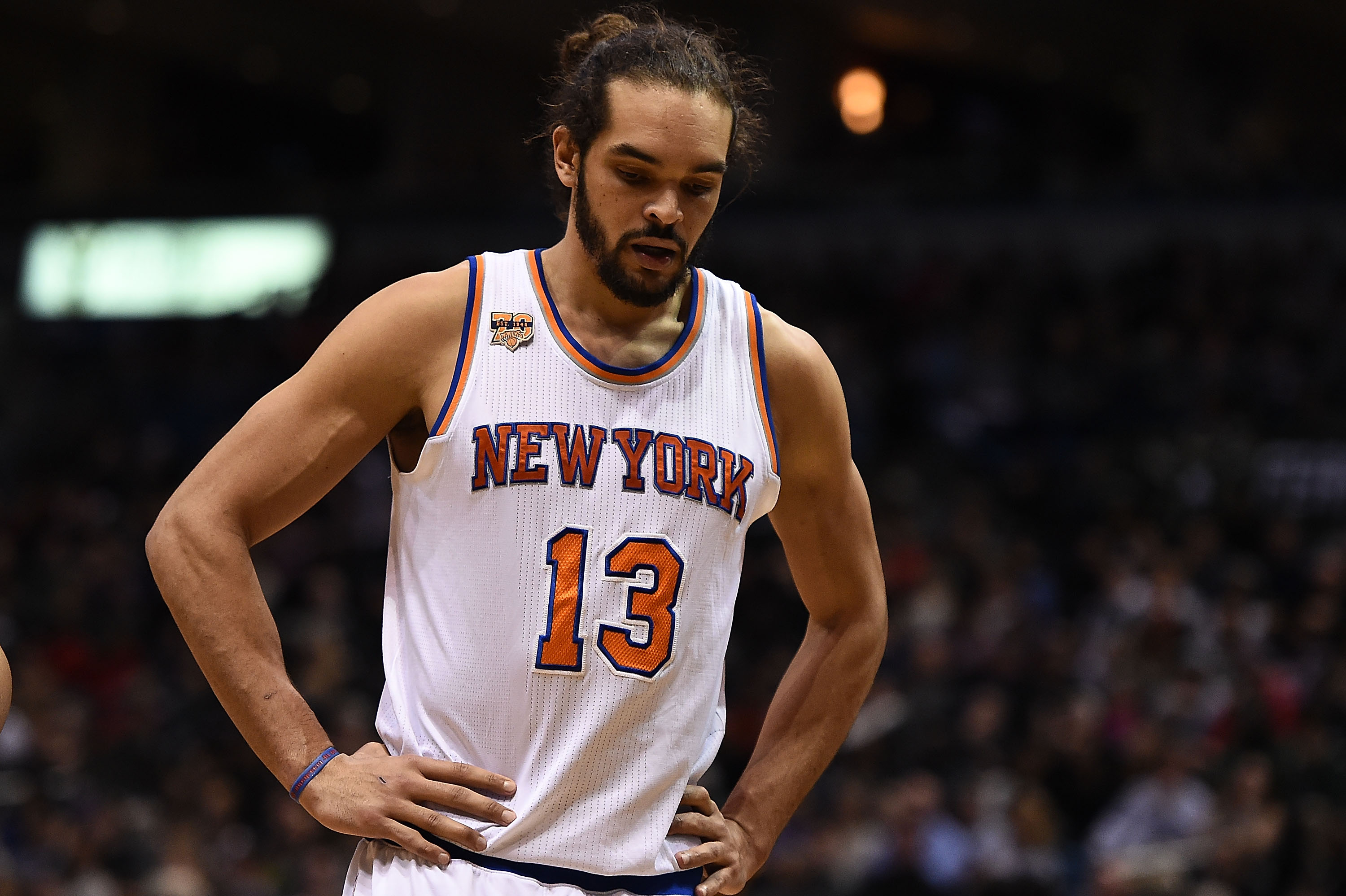 Knicks end is near for Joakim Noah