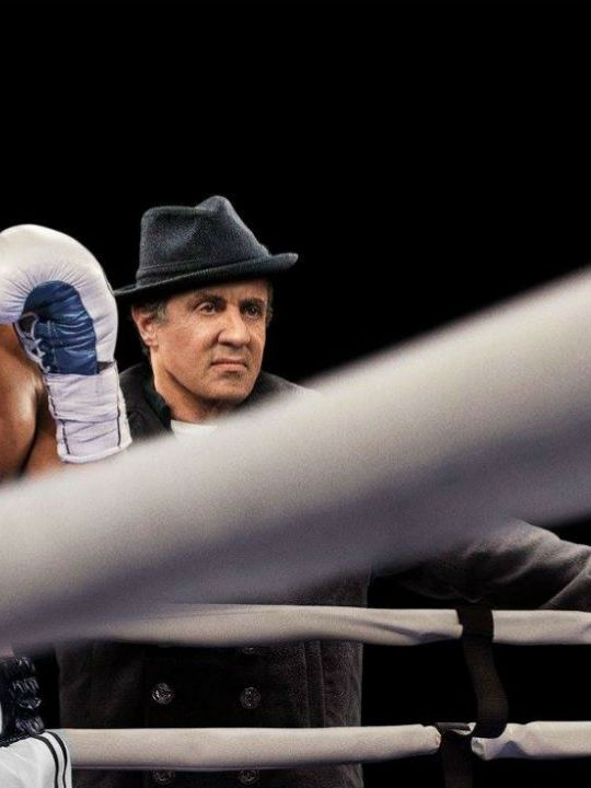 stallone creed 2 michael b jordan