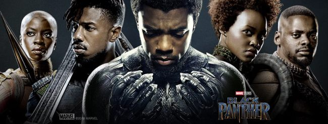 black panther reviews early