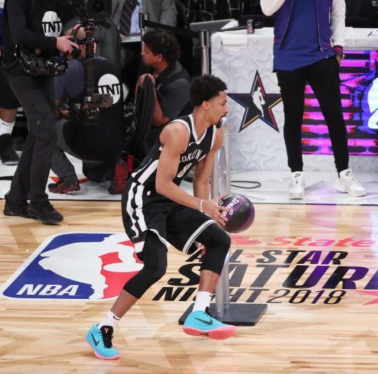 2018 NBA Skills Challenge