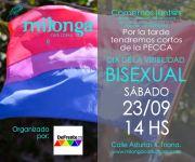 Almuerzo de cortos el Día de la Visibilidad Bisexual