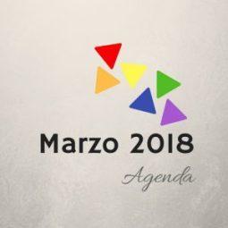 agenda marzo logo defrente