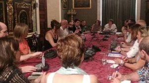 Entidades LGTBI de Sevilla aplauden el sistema de libre concurrencia de subvenciones
