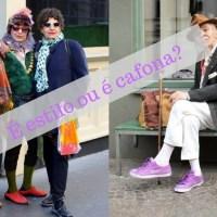 Moda anti-idade: É estilo ou é cafona?