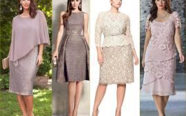 vestido para bodas de prata ou ouro - moda anti-idade