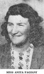 Anita Elizabeth Fagiani Andrews