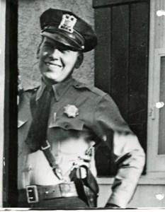 Officer R. Burchfield