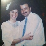 Picture of brother & sister: Jimmy Stanaway with his sister Donna