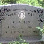 Update Albert Ray McQueen