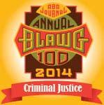 2014BLAWG100_CJ WINNER