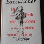 book cover the faithful executioner by harrington