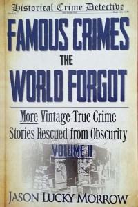Jason Lucky Morrow's Famous Crimes