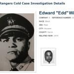"""Harris County Deputy Sheriff Edward """"Edd""""Williams"""