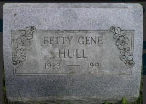 Betty Gene Hull